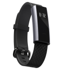 Amazfit Arc is an advanced activity and sleep tracker with heart rate sensors, OLED touch screen display, incoming call notifications and 20+ days of battery life on a single charge. (Photo: Business Wire)