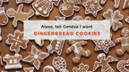 GE Appliances' Geneva and Alexa, Perfect for the Holidays