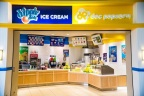 Dippin' Dots and Doc Popcorn expect to open 10 to 15 new co-branded locations in the coming year like this one currently operating at Coronado Center in Albuquerque, New Mexico. (Photo: Business Wire)