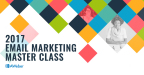 AWeber Offers Free Email Marketing Master Class January 24 - March 3, 2017 (Graphic: Business Wire)