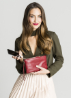 Mighty Purse the purse that charges your phone (Photo: Business Wire)