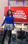 Three-time U.S. Olympic gold medalist Gabby Douglas announced on Good Morning America that she is teaming up with Hack Harassment to serve as the organization's first Change Ambassador. As Change Ambassador, Gabby will act as a spokesperson and champion for Hack Harassment's efforts to decrease the frequency and severity of online harassment and will help to ensure the campaign remains focused on addressing the experiences of those who face such treatment. (Photo: Business Wire)