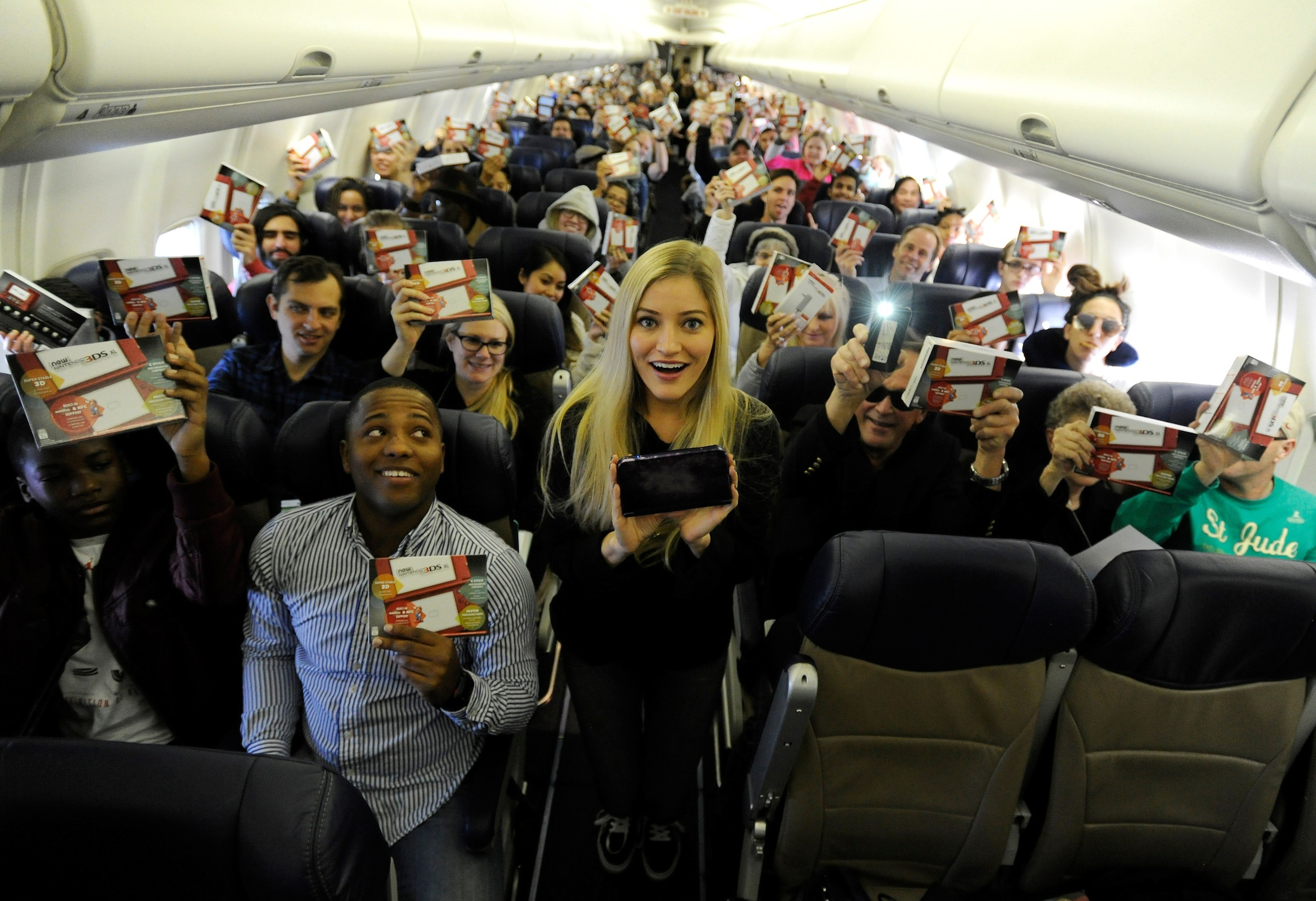 In-Flight Mario Magic Delivers Nintendo Gifts to Southwest ...