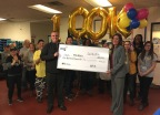 MANNA Receives $100,000 from the NRG Gives Program (Photo: Business Wire)