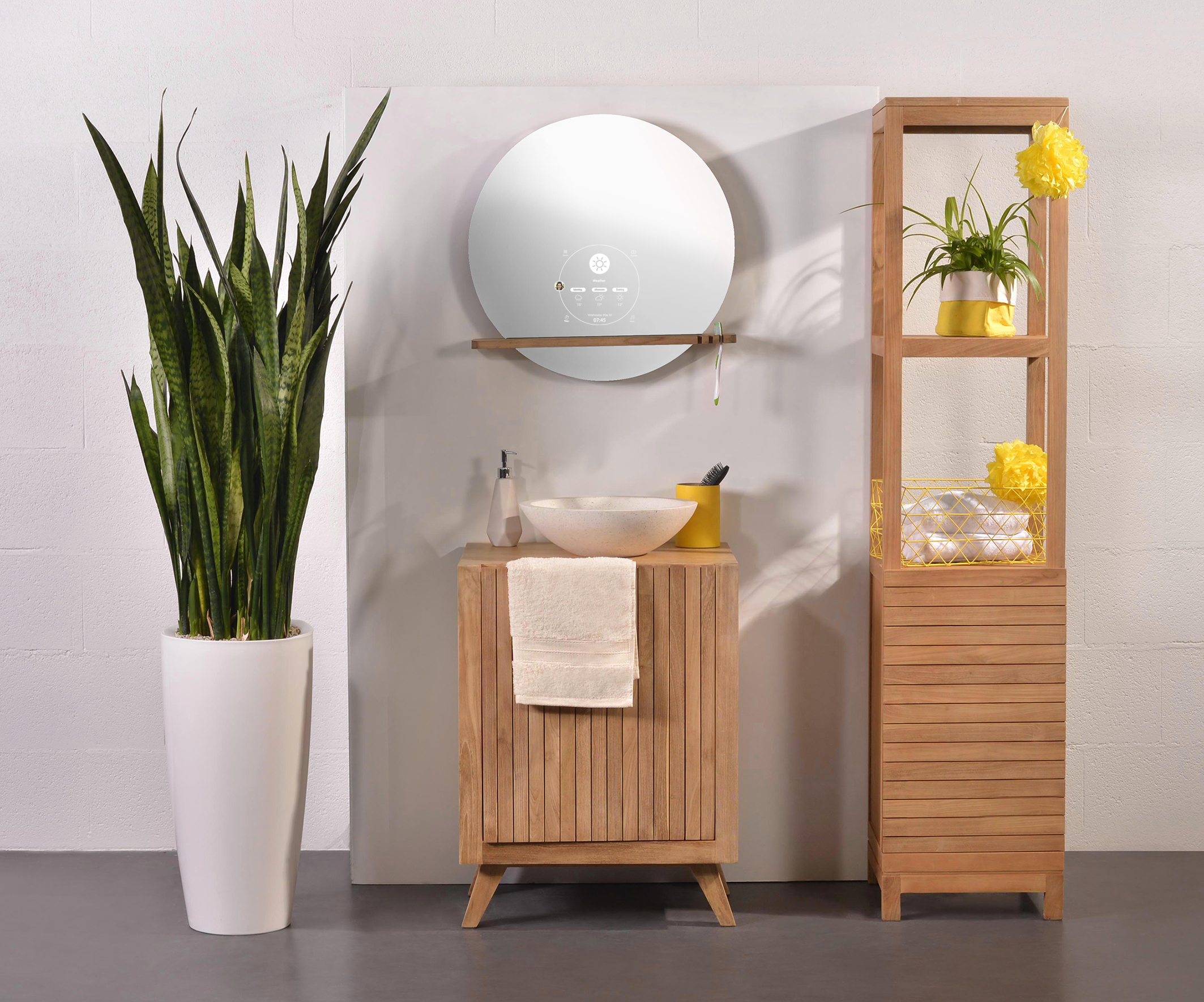 Seeing Is Believing U2013 French Furniture Company Miliboo Introduces EKKO At  CES, Reflecting Your Personality In A Mirror | Business Wire