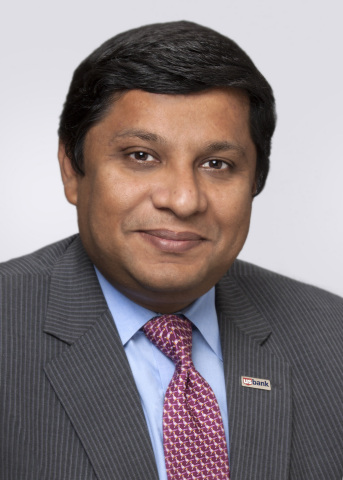 Sayantan Chakraborty, SVP and head of product management, Global Treasury Management at U.S. Bank (P ...