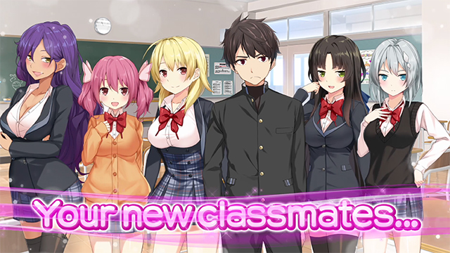 No.1 Dating Simulation Game Company NTT Solmare Releases Moe! Ninja Girls, A Long-Awaited Title for Men!