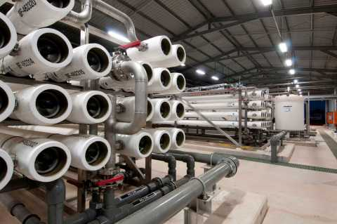 Osmoflo reverse osmosis (Photo: Business Wire)
