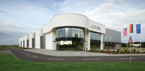 Cook Medical's European Distribution Centre (EUDC) in Baesweiler, Germany (Photo: Business Wire)