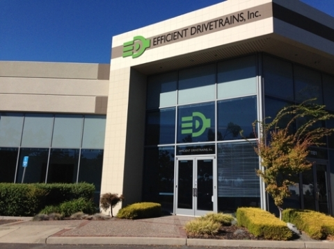 Efficient Drivetrains, Inc. Global Silicon Valley Headquarters (Photo: Business Wire)
