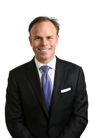 Peter Juhas, Chief Financial Officer, AerCap Holdings N.V. (Photo: Business Wire)