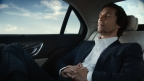 Matthew McConaughey stars in Lincoln's new television spot for Continental, which highlights its rear seat amenities. (Photo: Business Wire)