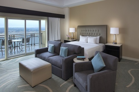 Lakeway Resort and Spa is providing guests the option of receiving a digital key to their hotel room through OpenKey. (Photo: Business Wire)