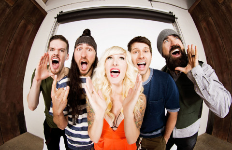 Walk Off The Earth to perform at SugarHouse Casino on Friday, March 24, 2017. (Photo: Business Wire)