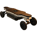 Symbio Hydrogen powered Skateboard prototype (Photo: Business Wire)