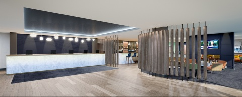 Hyatt Place London Heathrow Airport is located at the doorstep of Heathrow Airport, providing guests with a relaxing and uncomplicated place to pause before beginning the next leg of their journey. (Photo: Business Wire)
