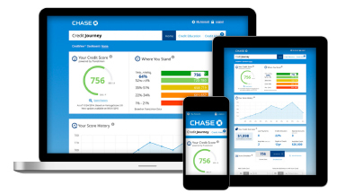 New Chase Site Gives Consumers Their Financial Snapshot -- and Ways