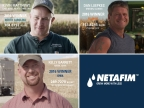 Netafim drip irrigation users take top state-level prizes at the 52nd annual Corn Yield Contest. (Photo: Business Wire)