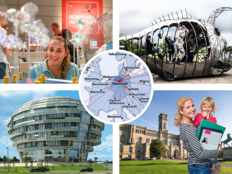 The ideal place for innovation, science, business, jobs and work-life balance – Hannover Region in 2 ...