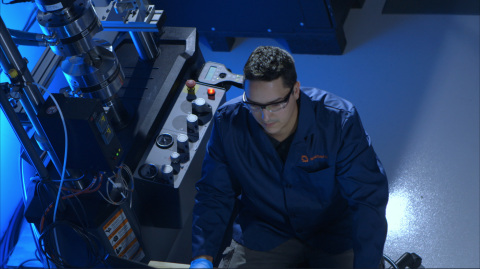 As part of its material characterization lab, Sintavia offers comprehensive Mechanical testing capabilities using some of the most advanced equipment available. Typical mechanical testing properties include elasticity, tensile strength, elongation, hardness, fracture toughness, impact resistance, creep, stress rupture and the substantiation of fatigue limits. (Photo: Business Wire)