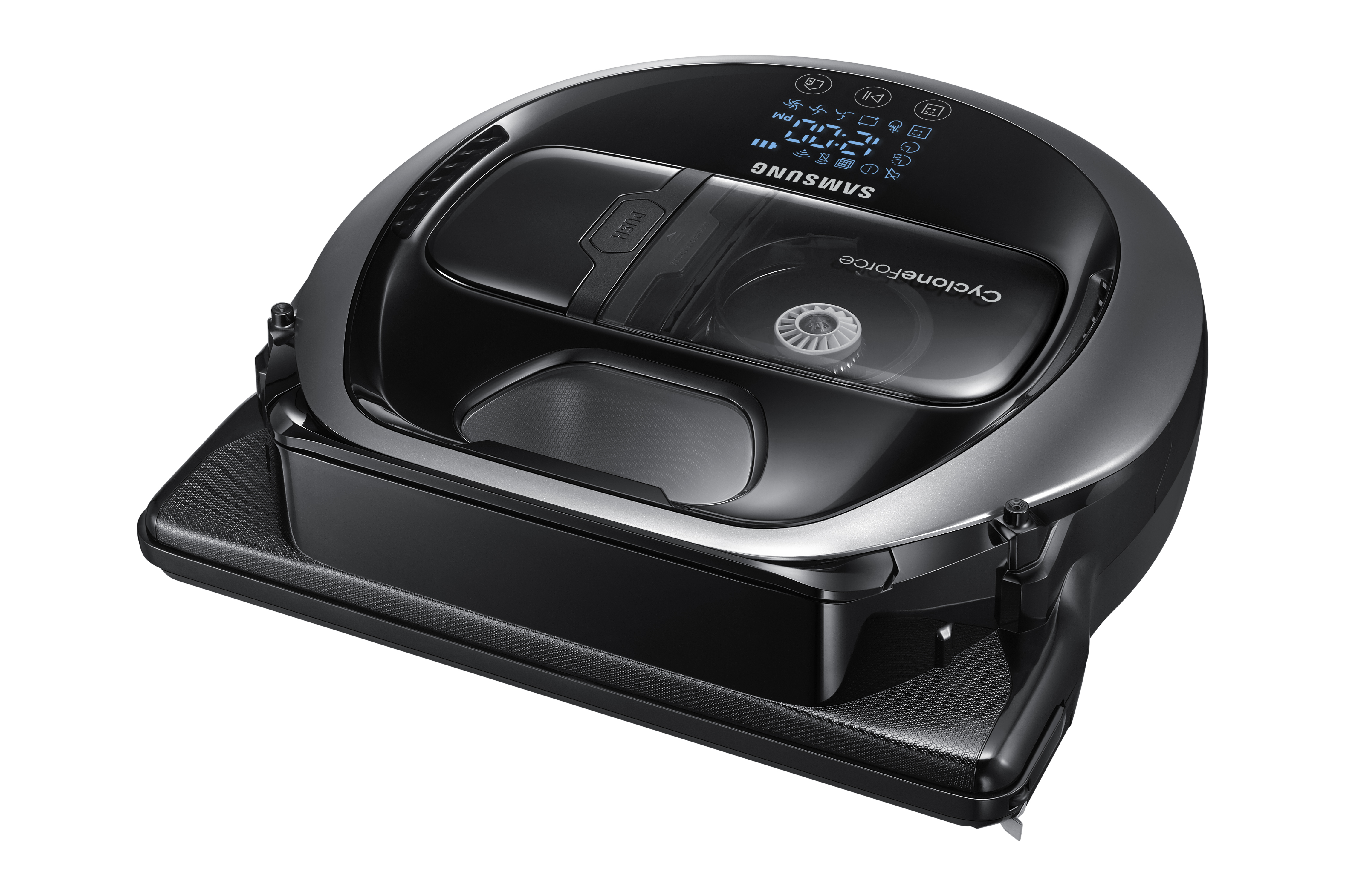 You can control Samsung's newest robot vacuum with your voice