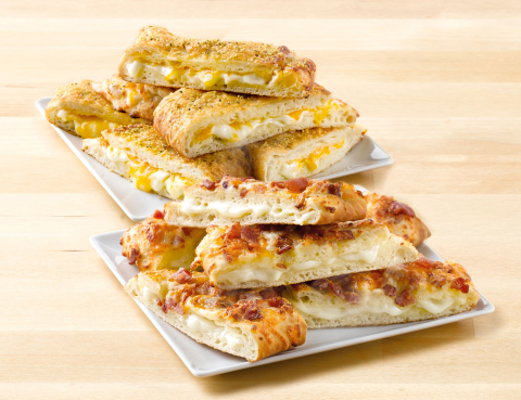 Papa John's Raises its Cheesestick Game Just in Time for the NFL Playoffs with launch of NEW Bacon C ...