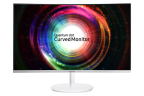 Samsung CH711 Quantum Dot Curved Monitor (Photo: Business Wire)