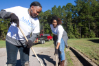 Anthem associates roll up their sleeves during Anthem Volunteer Days to support local communities across the country. (Photo: Business Wire)