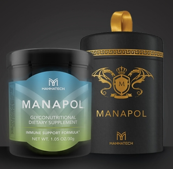 Mannatech's special packaged Manapol powder is available as a part of its Lunar New Year celebration (Photo: Business Wire)