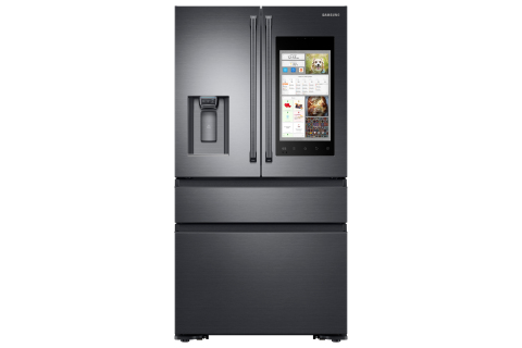 Samsung Electronics Unveils Family Hub 2.0 and Smart Built-in Appliances at CES 2017 (Photo: Business Wire)