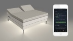 The Sleep Number 360 smart bed intuitively senses and automatically adjusts comfort to keep both partners sleeping soundly all night. (Photo: Business Wire)
