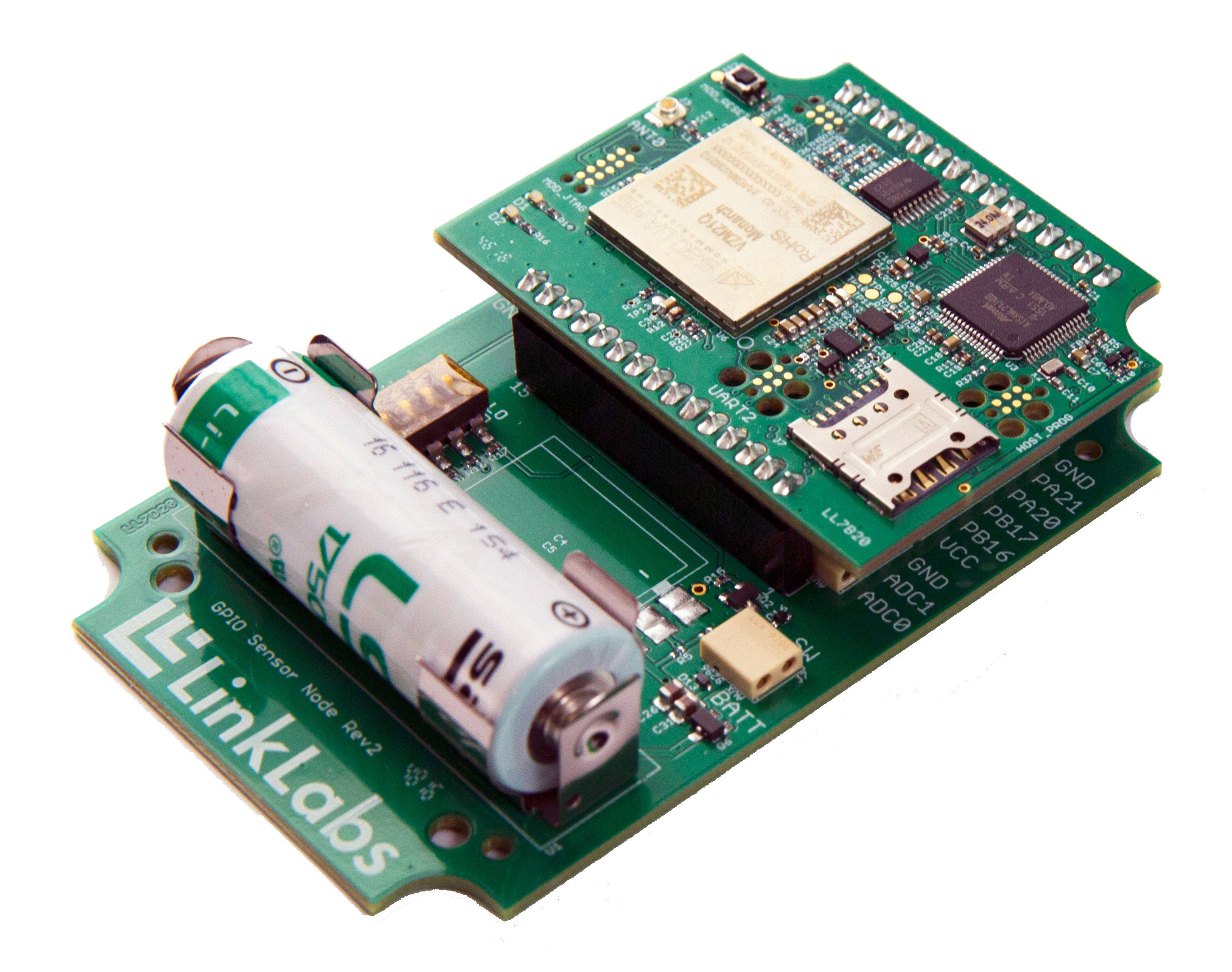 Link Labs Certifies Internet of Things LTE Category M1 End Device on