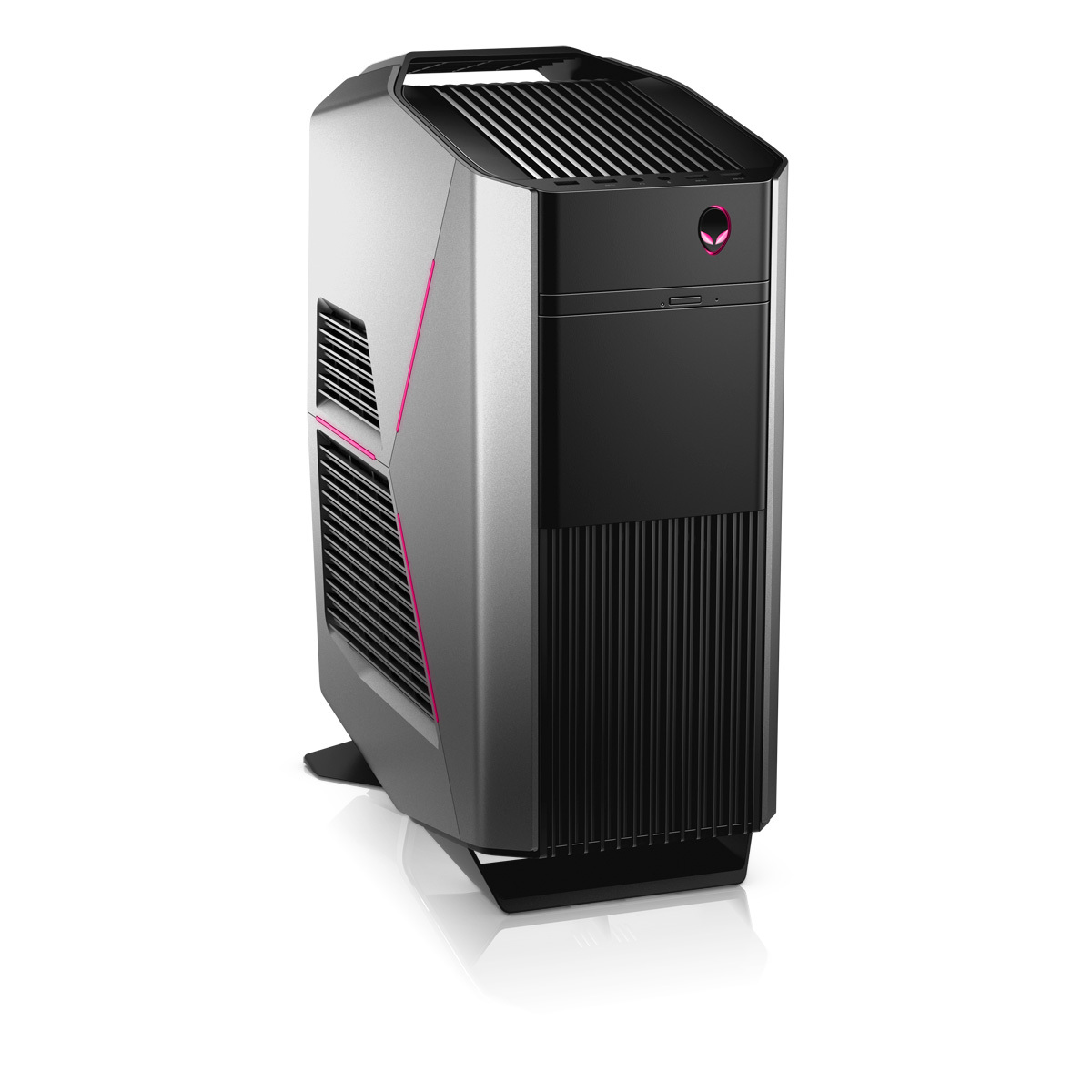 VR-ready Alienware Aurora midsize desktop now features 7th Gen Intel Core processors and new NVIDIA graphics. (Photo: Business Wire)