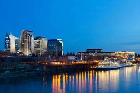 Sacramento tops the annual rent growth leaderboard for new residents, year-end Q4 2016. (Photo: Business Wire)