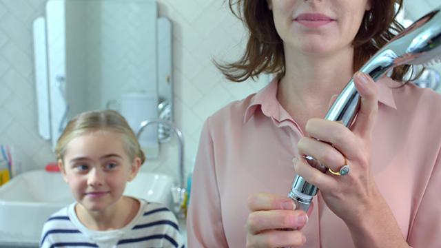 HYDRAO smart shower - how it works