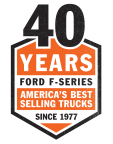Ford F-Series is now America's best-selling truck for 40 consecutive years and America's best-selling vehicle for 35 years; with more than 26 million trucks sold since 1977. (Photo: Business Wire)