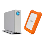 New LaCie Rugged and d2 Storage Solutions (Graphic: Business Wire)