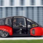Rinspeed Car: OSRAM provides the lighting for the Rinspeed concept car to be presented during CES at the Harman exhibit at the Hard Rock Hotel, Las Vegas. (Photo: Business Wire)