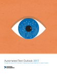 In this special edition of the Automated Test Outlook 2017, NI Cofounder and Chairman of the Board Dr. James Truchard reflects on the past 40 years of test and measurement, identifies the most significant market and technology trends from recent years, and looks forward to what lies ahead. (Photo: Business Wire)