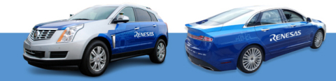 Renesas will showcase the newest additions to the Renesas development fleet at the Renesas Advanced  ...