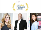 Interior design visionaries Alison Victoria, Chip Wade and Sabrina Smelko to identify leading talent in online retailer's trade program. (Photo: Business Wire)