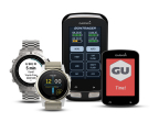 Garmin is excited to announce several exciting new apps, data fields and watch faces available for Garmin users to download from its Connect IQ Store from companies including Uber, Trek, GU Energy Labs and nuun Active Hydration. (Photo: Business Wire)