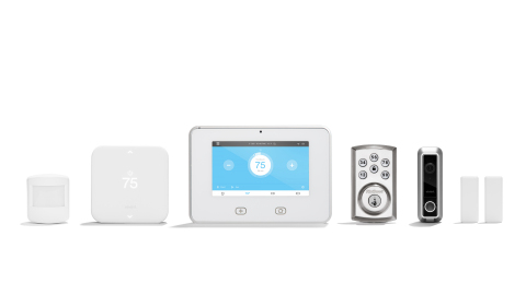 Vivint smart home products for Airbnb hosts  (Photo: Business Wire)
