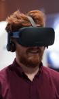 JBL Oculus Rift VR Headphones (Photo: Business Wire)