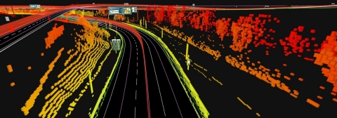 82% of OEMs at CES are evaluating TomTom's HD Maps for autonomous driving (Photo: Business Wire)