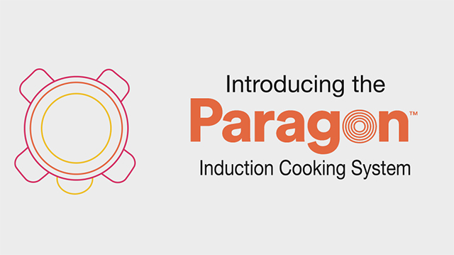 The Paragon Mat is the newest addition to the Paragon Induction Cooking System, automatically adjusting burner output so users will be confident that their food creations will be consistent every time.