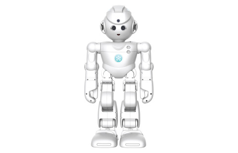 Lynx delivers a humanlike experience with UBTECH's award-winning robotics combined with the power of Amazon Alexa. (Photo: Business Wire)