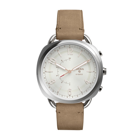 Fossil unveils its newest Q addition slim hybrid smartwatches