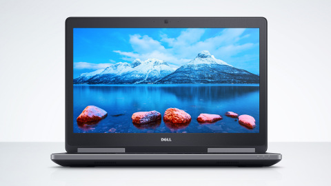 Dell Precision 7720 is Dell's most powerful VR-ready mobile workstation. (Photo: Business Wire)