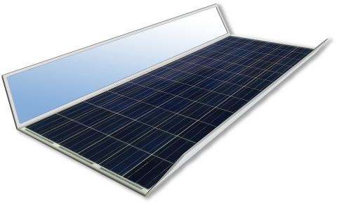 Structure of BolySolar Enhancer and BolySolar Doubler (Photo: Business Wire)